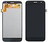 Дисплей (экран) для Samsung J260 Galaxy J2 Core + тачскрин, черный, TFT, копия, без регулировки яркости