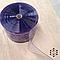 ПВХ лента для завес 300x3 мм усиленная ребрами жесткости, фото 3