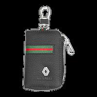 Ключница Carss с логотипом RENAULT 20012 многофункциональная черная