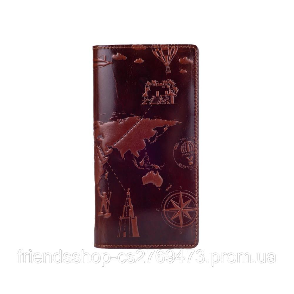 Бумажник HiArt, Crystal Сognac. 7 wonders of the world - 139098