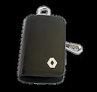 Ключница Carss с логотипом RENAULT 20002 черная