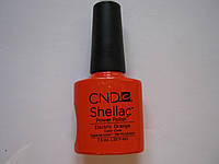 Гель-лак Shellac CND Electric Orange