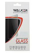 """Защитное стекло универсальное Walker 5.5"""" 2.5D"""