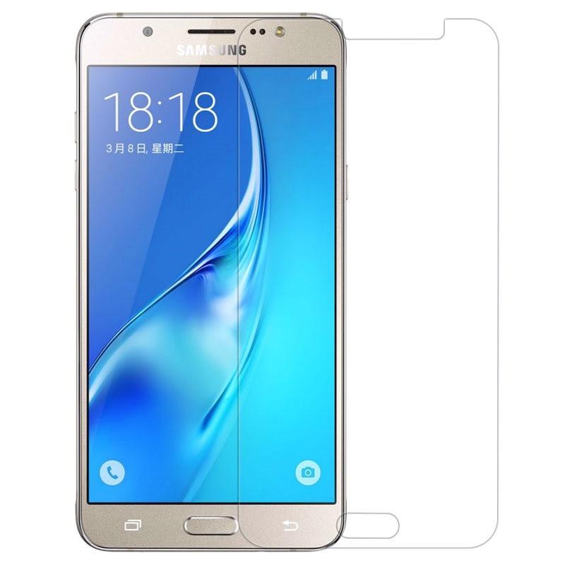 Защитное стекло Screen Guard Samsung J7/J710H (0,3 мм 2.5D) техпак