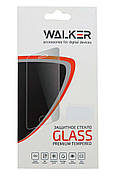 """Защитное стекло универсальное Walker 4.7"""" 2.5D"""