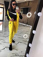 Женский стильный костюм - тройка ПД753