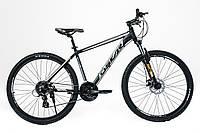 """Велосипед OSKAR 27,5"""" AIM черный"""