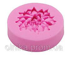 Силіконовий молд-форма для гіпсу, мастики, шоколаду, карамелі, мила і свічок