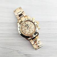 Мужские наручные часы (копия) Rolex Daytona AA Gold New