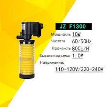 Внутренний фильтр для аквариума JZ F 1300 до150 л