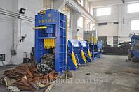 Модернизация пресс-ножниц для металлолома