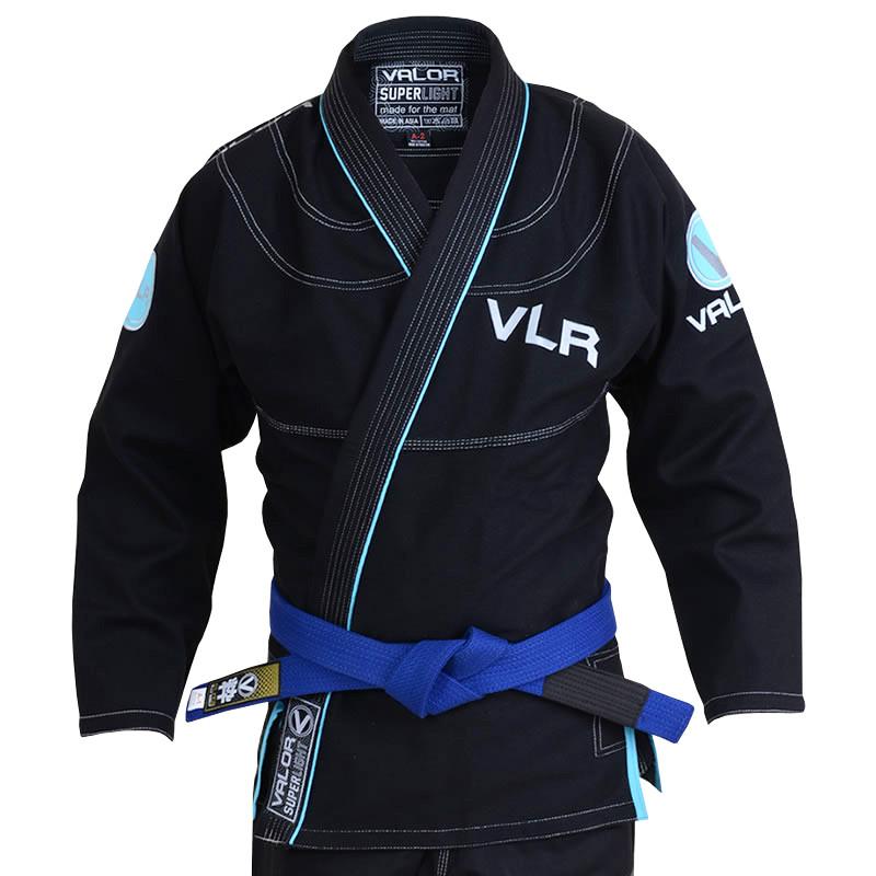 Кимоно для Бразильского Джиу Джитсу Valor VLR Superlight Black