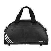 Дорожно-спортивная сумка  Wallaby малая 44х28х20 экокожа   в 313ч