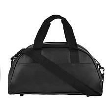 Дорожно-спортивная сумка  Wallaby малая 44х28х20 экокожа   в 313ч, фото 2