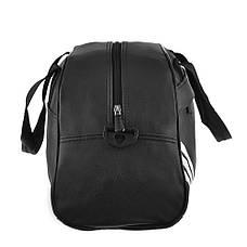 Дорожно-спортивная сумка  Wallaby малая 44х28х20 экокожа   в 313ч, фото 3