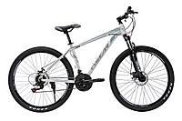 """Велосипед OSKAR 27.5""""1812 черный"""
