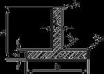 Т образный алюминиевый профиль - Тавр | Производство под заказ