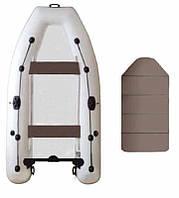 Акция! Лодка надувная моторная Kolibri КМ-330DL и слань книжка