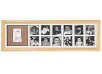 Набор Baby Art 1st Year Print Frame (фоторамка Первый год жизни + отпечаток ручки или ножки)