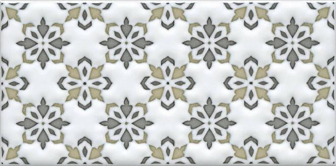 Декор Kerama Marazzi 7,4х15 Клемансо орнамент STG\A619\16000, фото 2