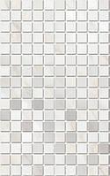 Декор Kerama Marazzi мозаичный 25х40 Гран Пале белый мозаичный MM6359