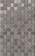Декор Kerama Marazzi мозаичный 25х40 Гран Пале серый мозаичный MM6361