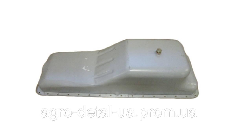 Поддон блока цилиндров 240-1009010-А картер масляный двигателя ЯМЗ 240