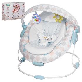 Шезлонг-качалка детский 60685A