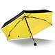 Складаний компактний міні парасолька Black Lemon, фото 7
