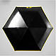 Складаний компактний міні парасолька Black Lemon, фото 8