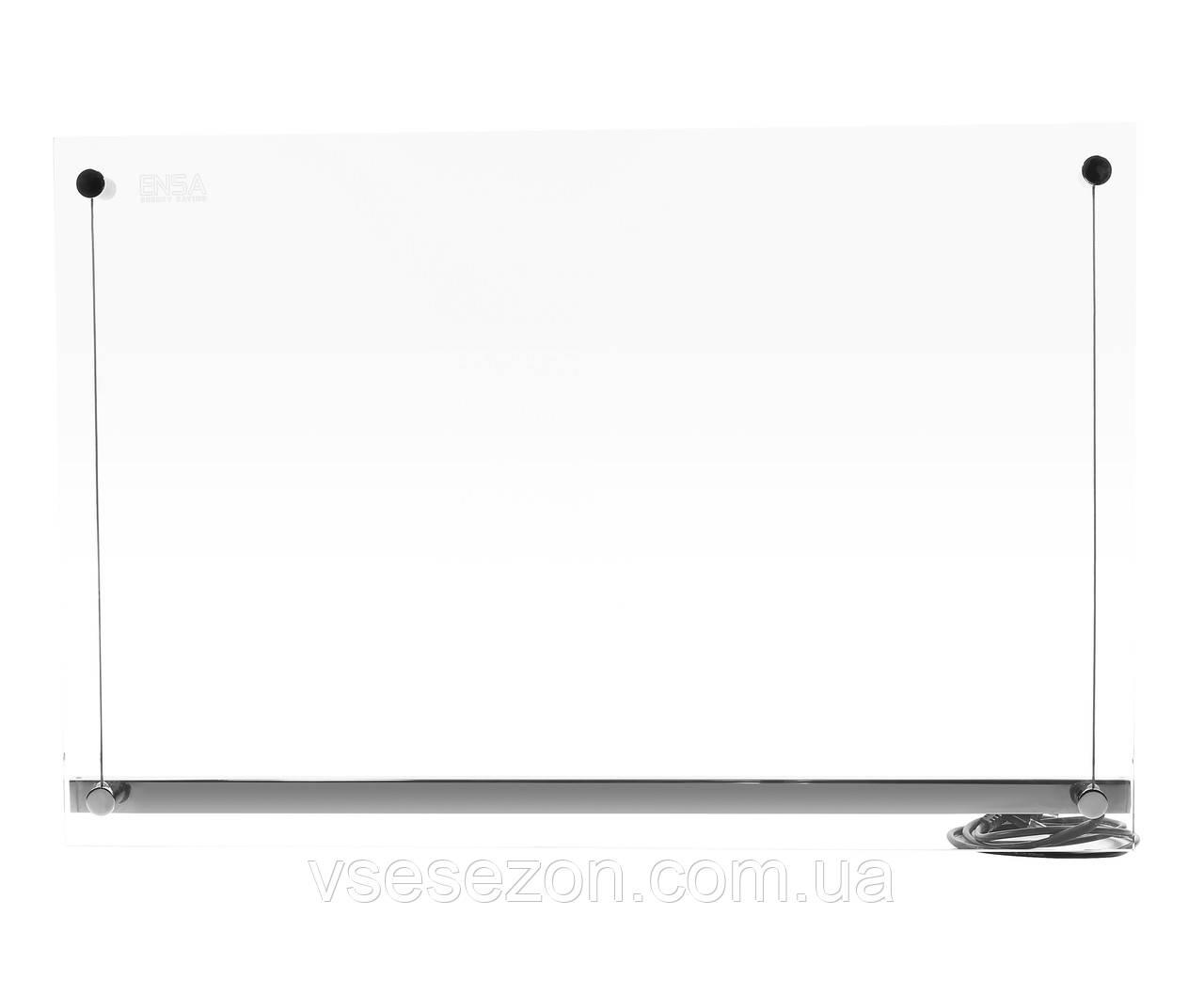 Конвектор обогреватель ENSA P750G-VISIO (стеклянный)