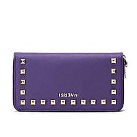 Женский фиолетовый клатч Naersi P8010-1 purple, фото 1