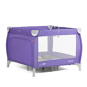 Манеж CARRELLO Grande CRL-9204 Spring Purple