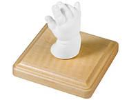 Подставка со слепком Baby Art Sculpture Kit (трехмерный слепок ручки или ножки)