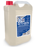 Гидрозащитный уплотнитель бетона БЕТО-ЩЕЛЬ Barwa Sam, 1л