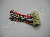 Фишка (разъем проводки) с проводом панели приборов ВАЗ 2114-15 (большая)