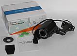 Камера наружного наблюдения (вариофокальная) с креплением IP (MHK-N701-100W), фото 2