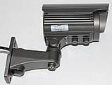 Камера наружного наблюдения (вариофокальная) с креплением IP (MHK-N701-100W), фото 6