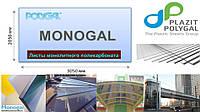 Монолитный поликарбонатMonogal > 2 мм - 15 мм (3050 мм/ 2050 мм)