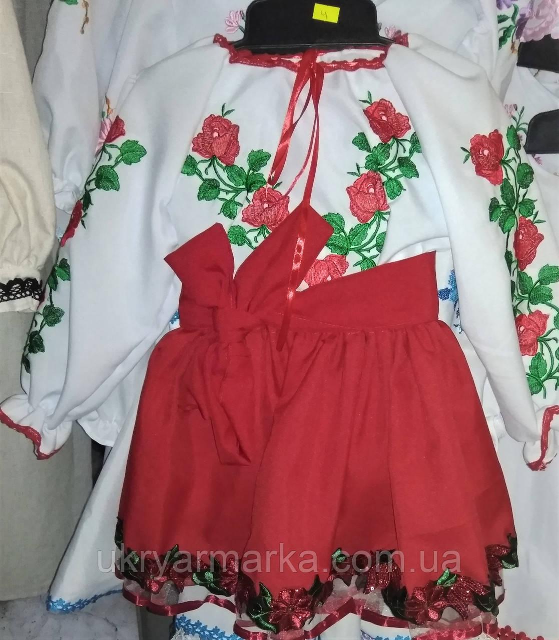 8d2282b6eedd81 Святкове дитяче вишите плаття, фото 2 ...