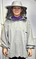 Куртка пчеловода лен-габардин 58