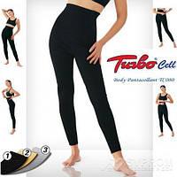 Брюки Turbo Cell для похудения Body Pantacollant, черный, 5