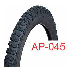 Велосипедная покрышка черная 16х2.125 «Таиланд» (АР-045)