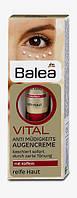Balea Vital Anti Müdigkeits Augencreme - Крем-уход анти-стресс для области вокруг глаз, 15 мл