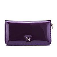Женский фиолетовый клатч Naersi P8010-2 purple, фото 1