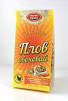 Гарнир Овощной плов ТМ Смачна кухня, 150 г
