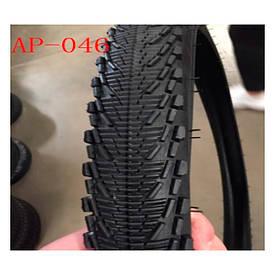 Велосипедная покрышка черная 26х2.125 «Таиланд» (АР-046)