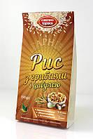 Гарнир Рис с грибами и луком ТМ Смачна кухня, 150 г