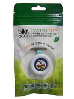 Натуральное средство от комаров, клипса, Bikit Guard, цвет - голубой (кот)