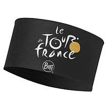 Повязка на голову Buff UV Headband Tour De France Tour Black
